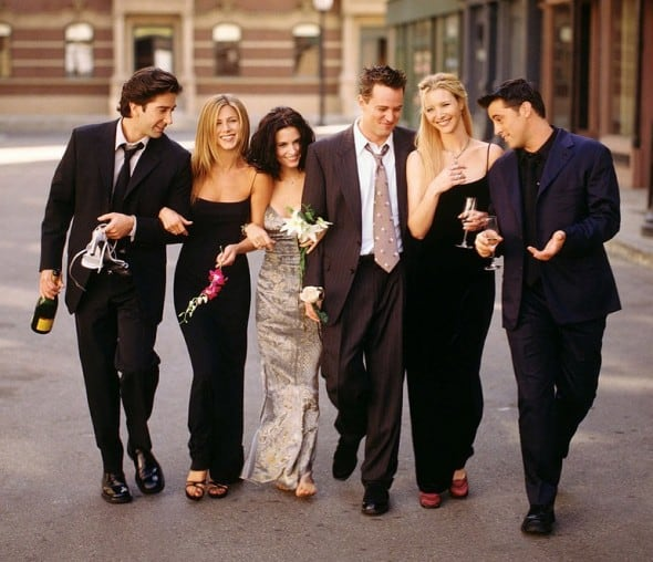 friends 1994 tv series finale mod