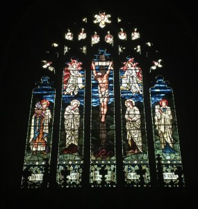Parish Church - Sanctuary Window_