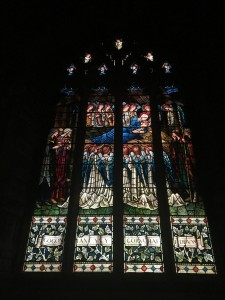 Parish Church - South Transept Window_