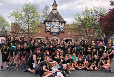 Featured News: Park Middle School Vocal and Instrumental Groups Compete — and Win — at The Music in the Parks Festival