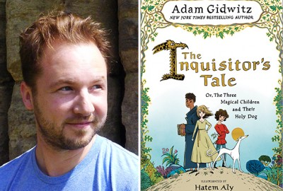 Featured News: Adam Gidwitz '00 Wins 2017 Newbery Honor