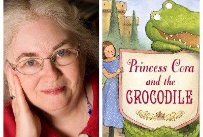 News: New Book Published by Lower School Librarian Laura Amy Schlitz: Princess Cora