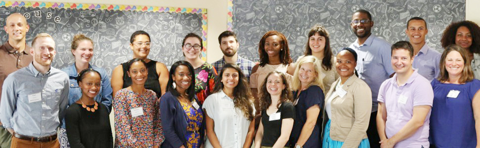 New Faculty & Staff 2018-2019