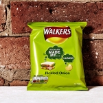 pickled onion crisps