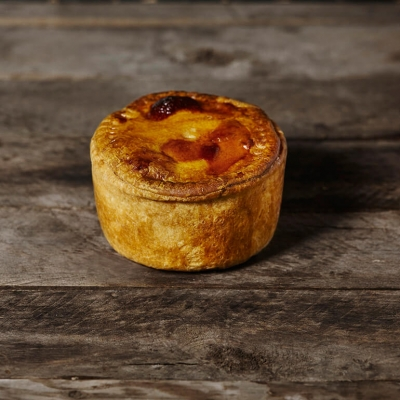 yorkshire classic pork pie