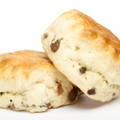 fruit sultana scone