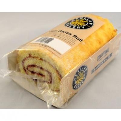 jam swiss roll