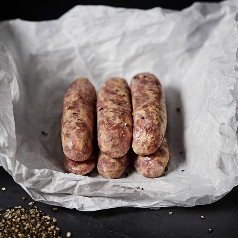Manchester Sausages