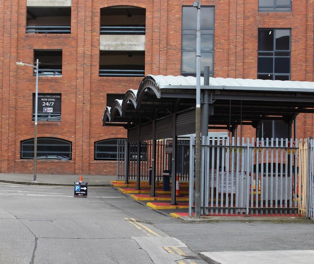 Loftus Centre Car Park