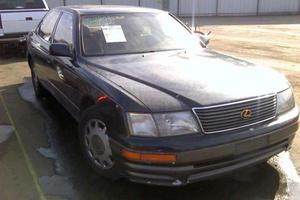 1995 Lexus LS 400 Parts Car