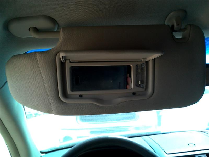 Used Sun Visor Left Driver For Sale For A 2010 Ford
