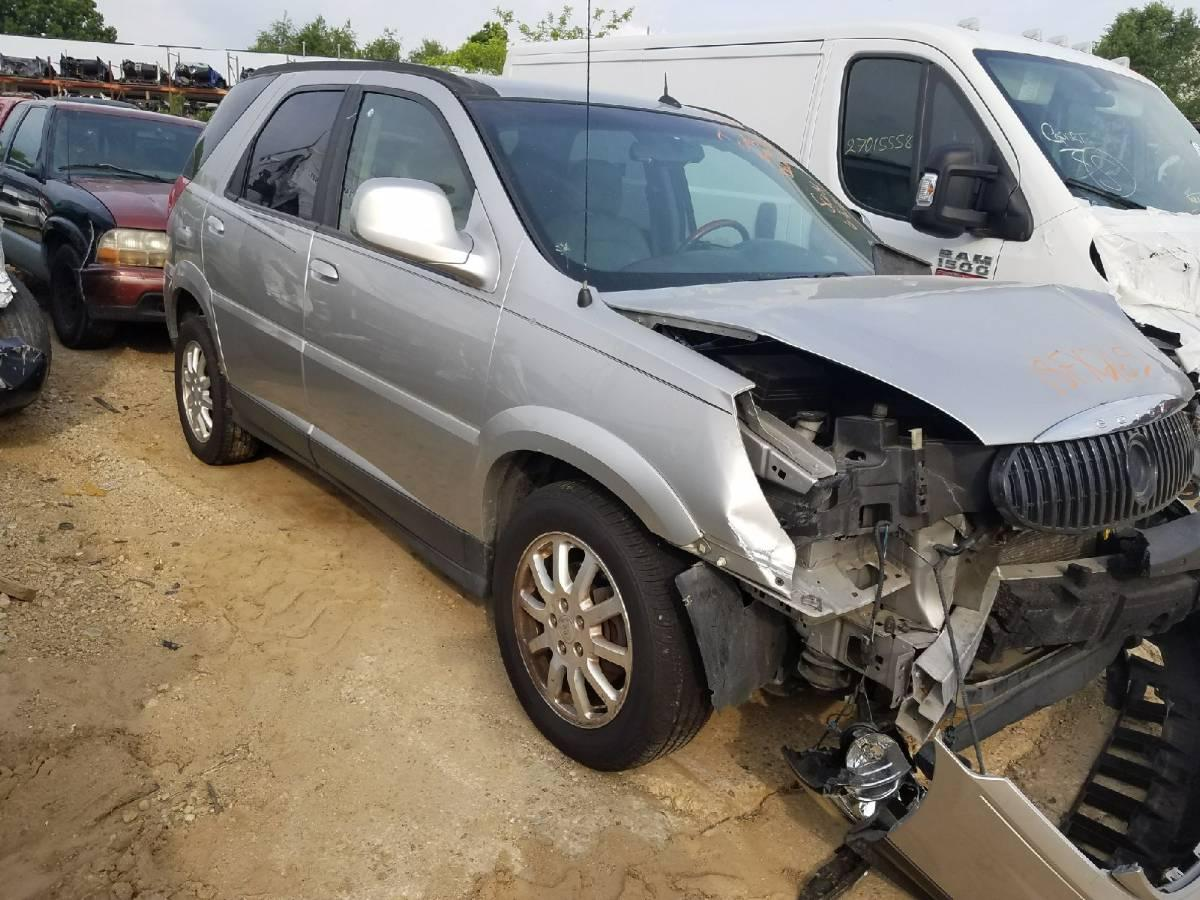 Used Engine Assembly For Sale For A 2007 Buick Rendezvous