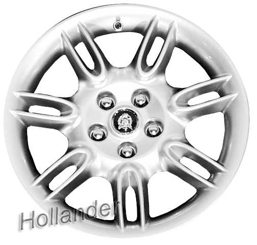 2001 Jaguar Xkr For Sale In Tampa Florida: Used Wheel For Sale For A 2002 Jaguar XKR