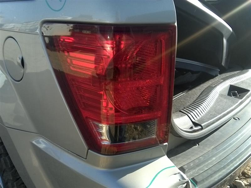 used tail light left driver for sale for a 2008 jeep. Black Bedroom Furniture Sets. Home Design Ideas