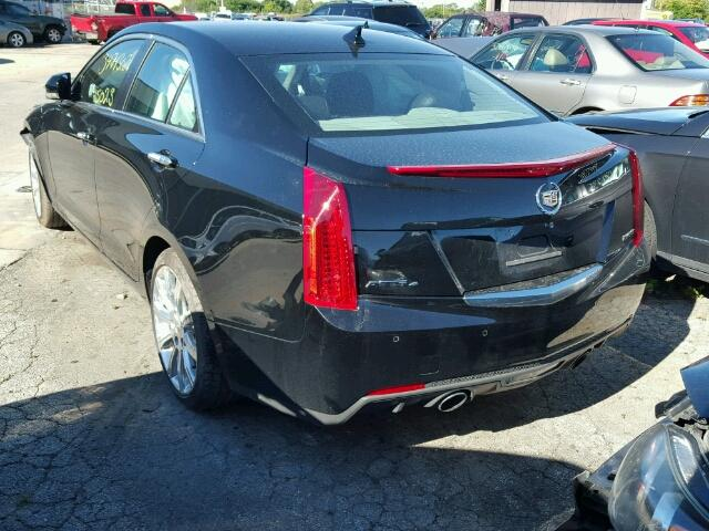 2013 Cadillac Ats 2.0 L Turbo >> Used Engine Assembly for sale for a 2013 Cadillac ATS | PartsMarket