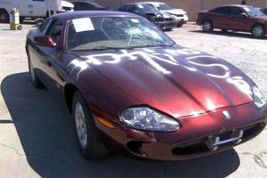 1999 Jaguar XK8 Parts Car