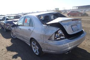 2007 Mercedes-Benz C230 Parts Car