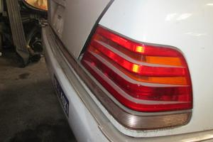 1994 Mercedes-Benz S500 Sedan Parts Car