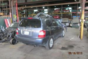 2006 Toyota Highlander Parts Car
