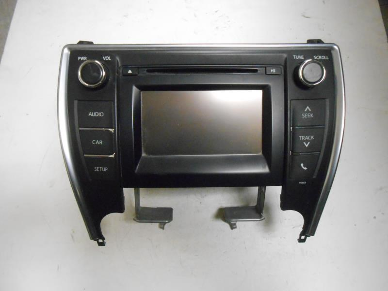 Used Audio Visual System  Radio  For Sale For A 2015 Toyota Camry