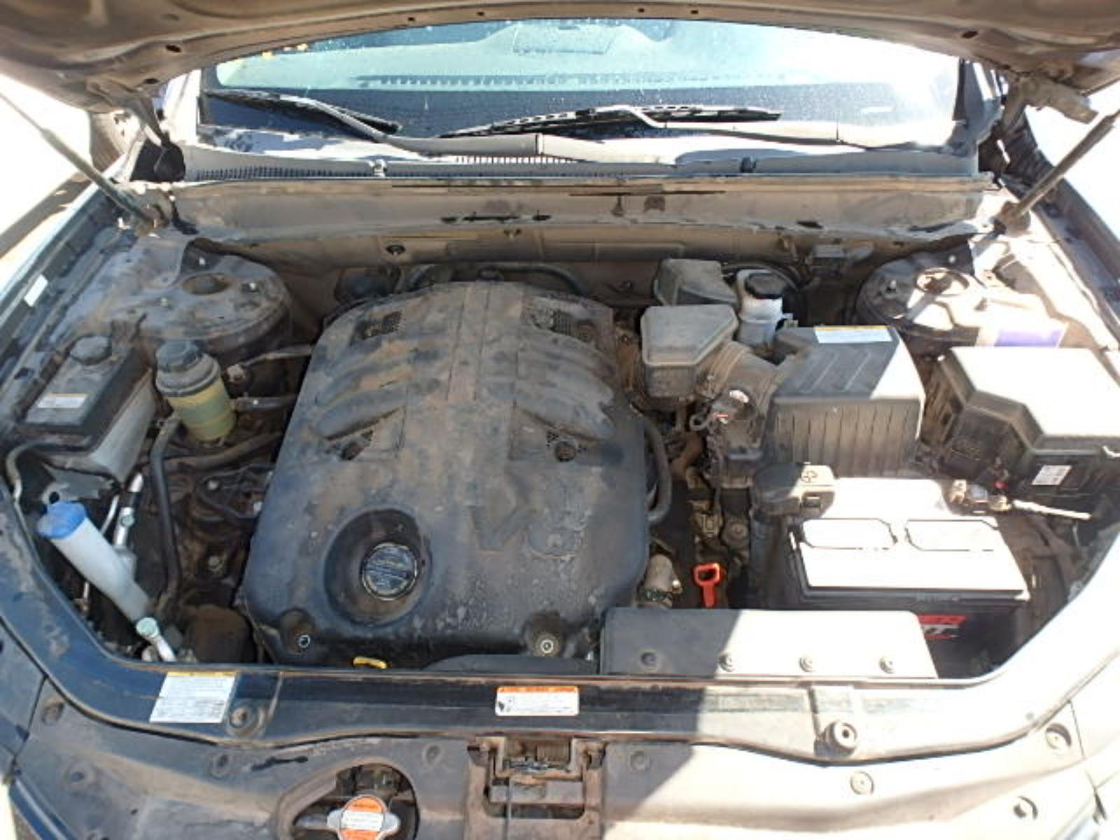 Used Engine Assemblies For 2008 Hyundai Santa Fe Hyundai