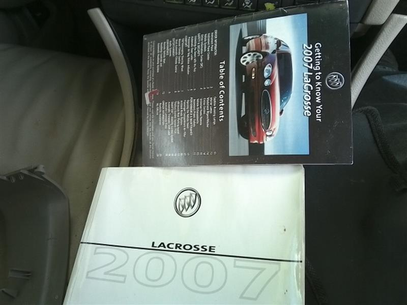 2007 ford fusion canadian owner manual