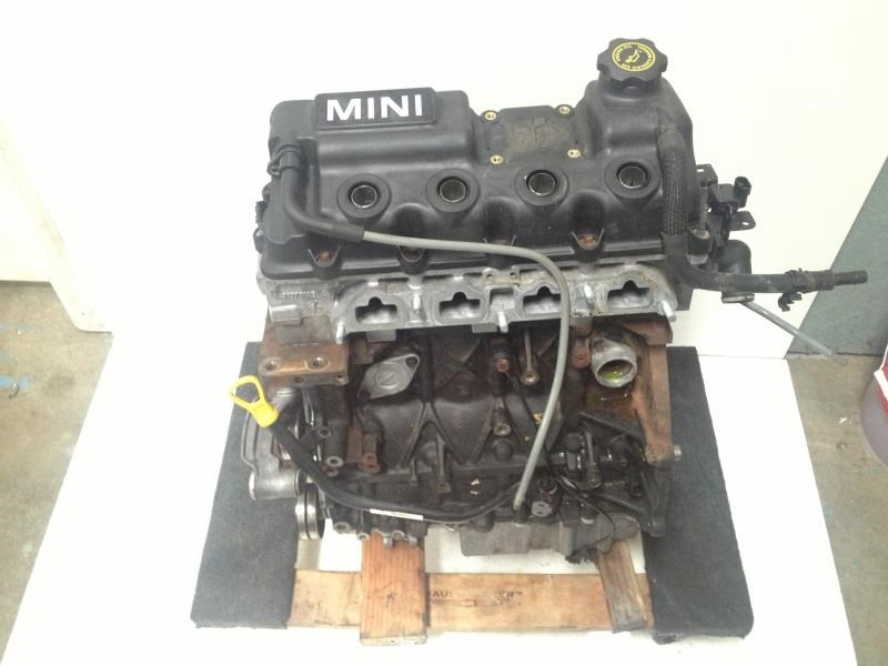 used engine assemblies for 2005 mini cooper mini cooper partsmarket. Black Bedroom Furniture Sets. Home Design Ideas
