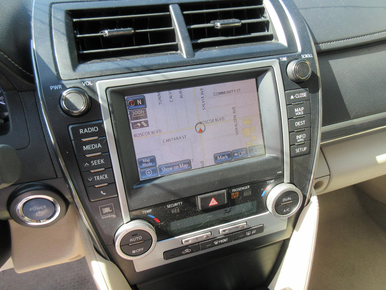 Used Audio Visual System  Radio  For Sale For A 2014 Toyota Camry