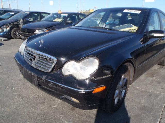 2001 mercedes benz c320 used parts car for Mercedes benz c320 parts