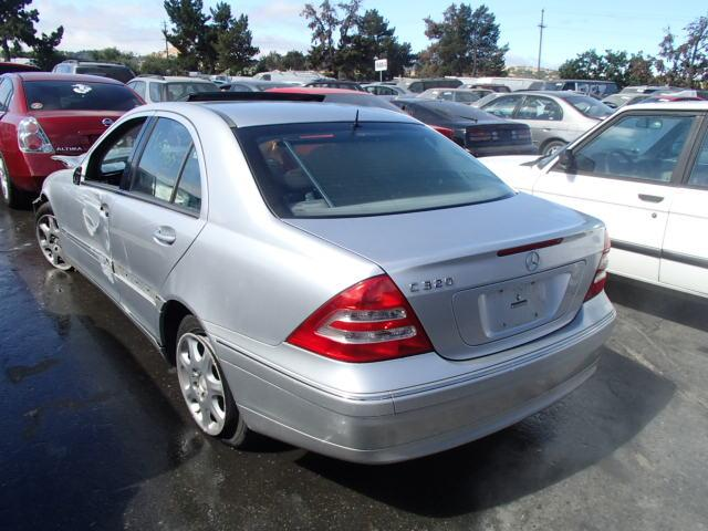 Eafea F Fbe E on 2001 Mercedes Benz C240 Used Parts Car