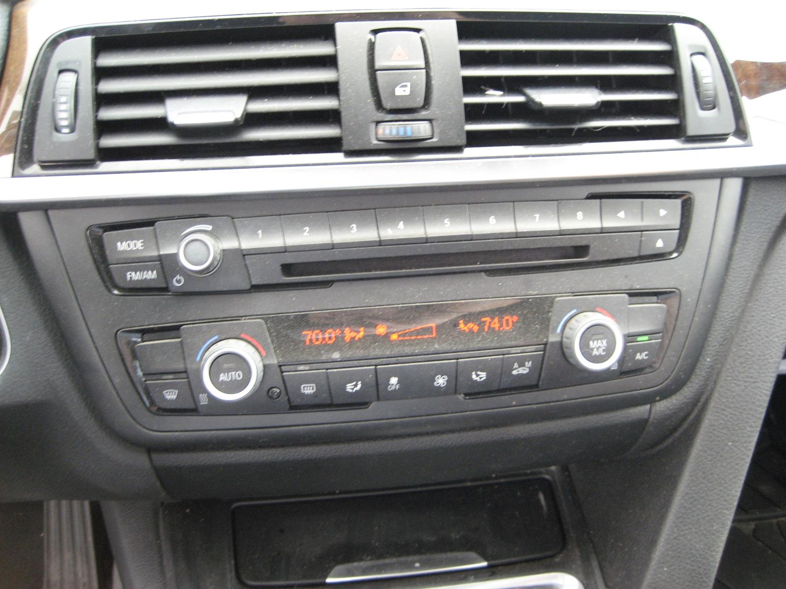 used audio visual system radio for sale for a 2015 bmw. Black Bedroom Furniture Sets. Home Design Ideas