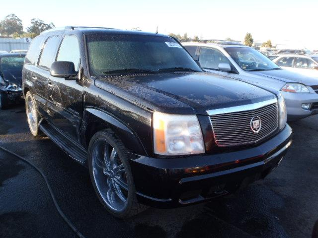2002 Cadillac Escalade Parts