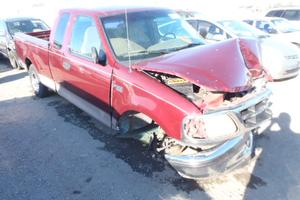 1997 Ford F150 Pickup Parts Car