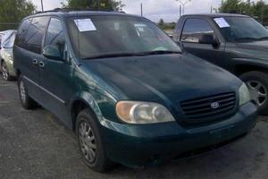 2002 Kia Sedona Parts Car