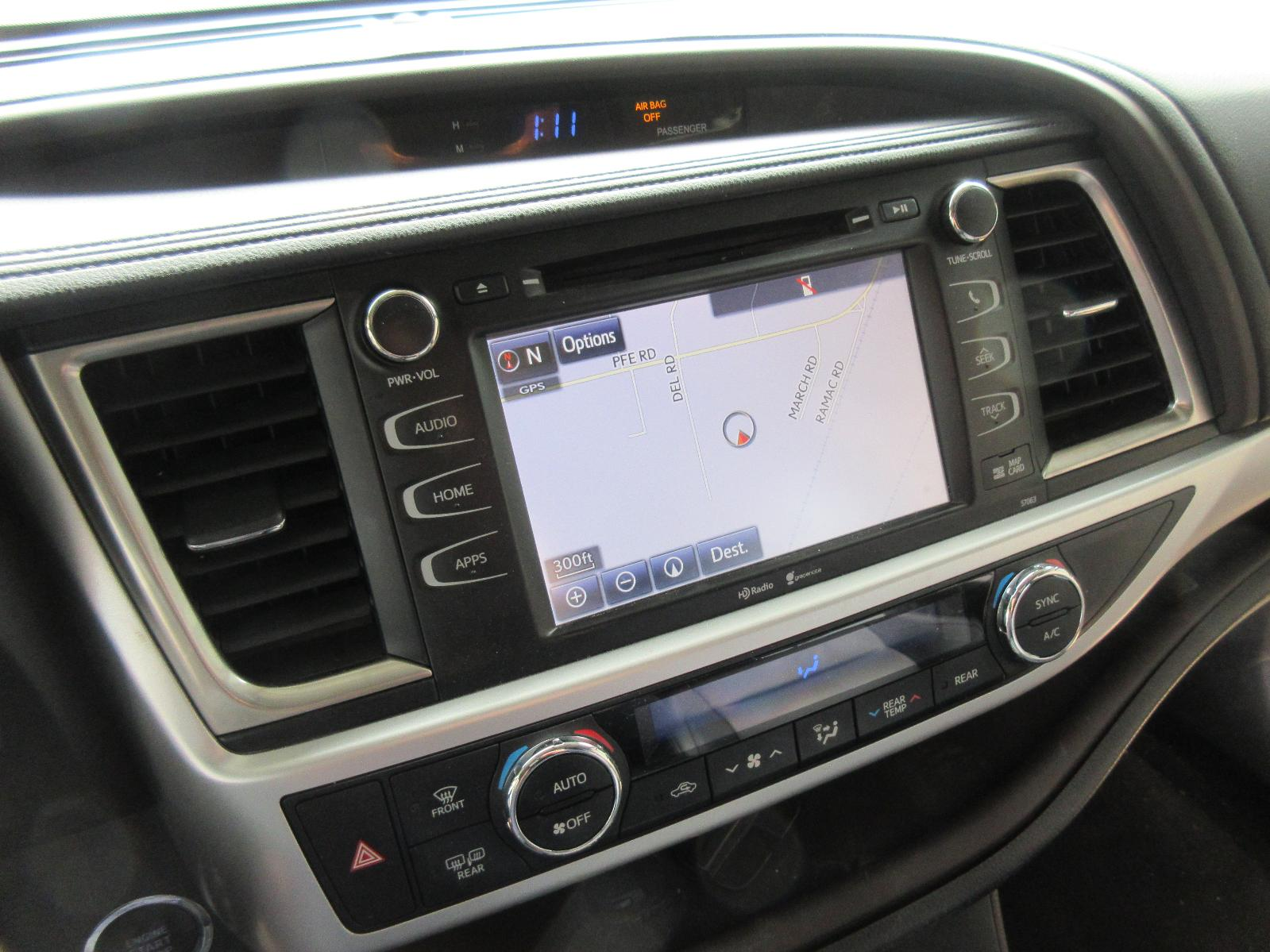 Used Audio Visual System  Radio  For Sale For A 2015 Toyota Highlander