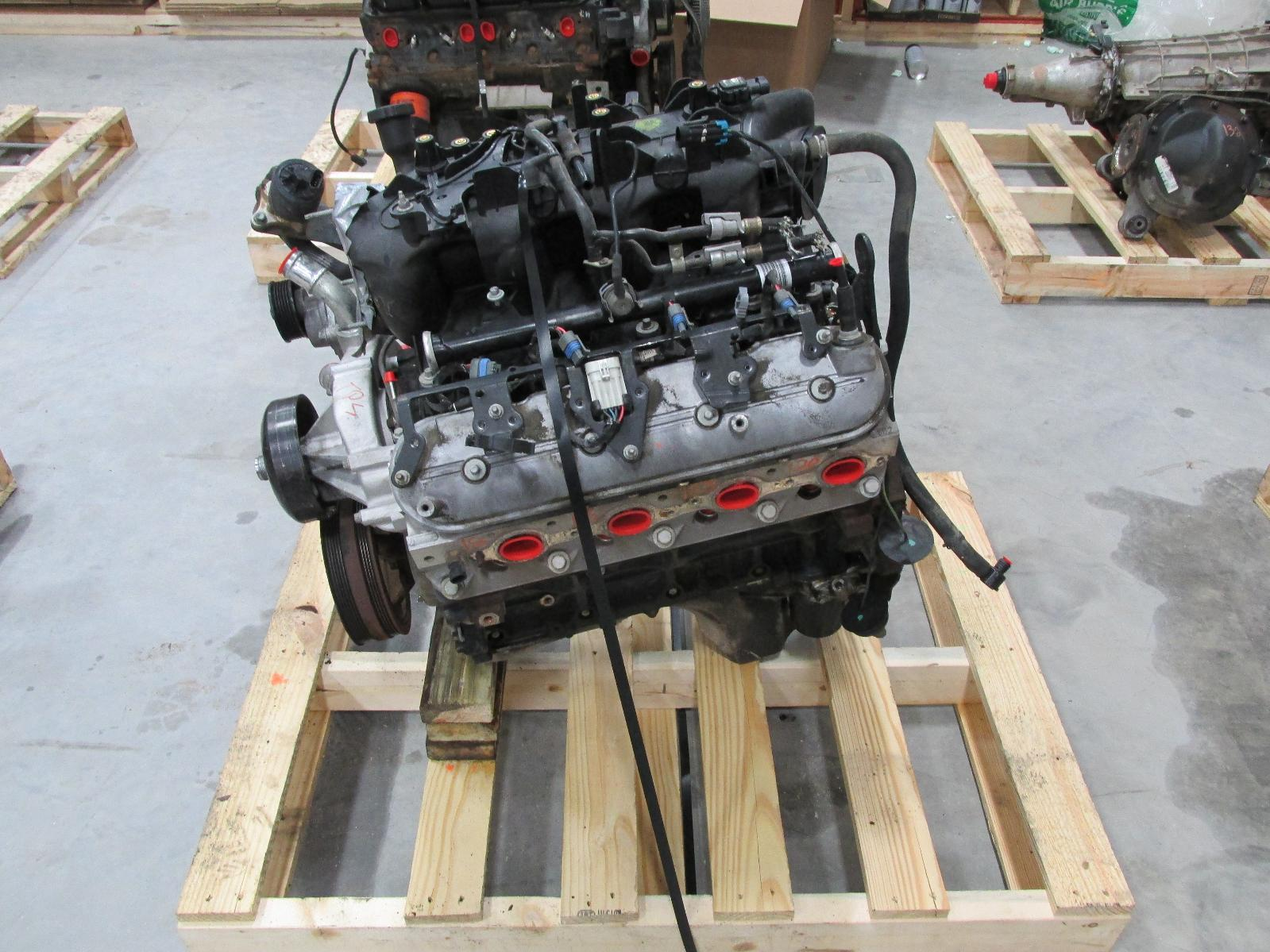 Used Engine Assemblies For 2001 Chevrolet Tahoe Chevrolet
