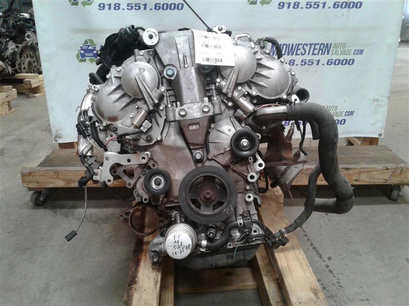 Diagram  2005 3 5l Nissan Murano Engine Block Cylinder