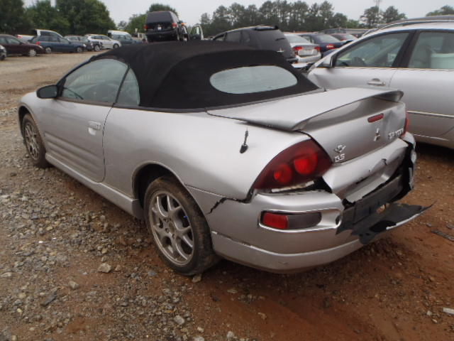 00-05 Mitsubishi eclipse OEM Right passenger side door window glass coupe