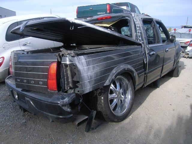 2002 lincoln blackwood used parts car. Black Bedroom Furniture Sets. Home Design Ideas
