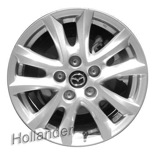 Used Wheel for sale for a 2014 Mazda 3 | PartsMarket 2014 Mazda 3 Wheel Specs