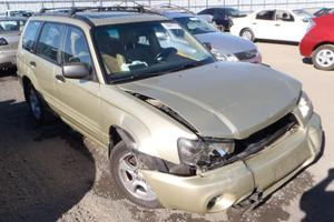 2003 Subaru Forester Parts Car