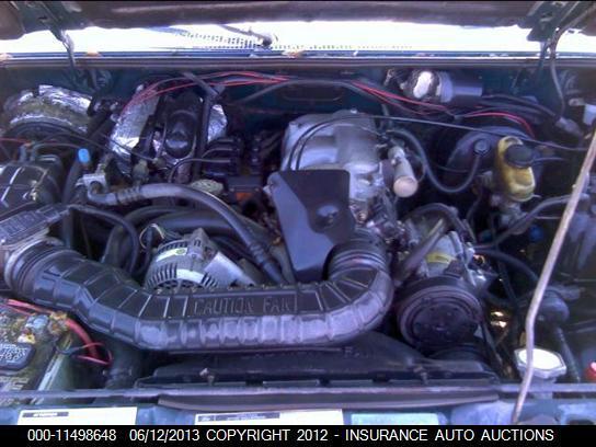 1993 Parts Used Parts Car 1993
