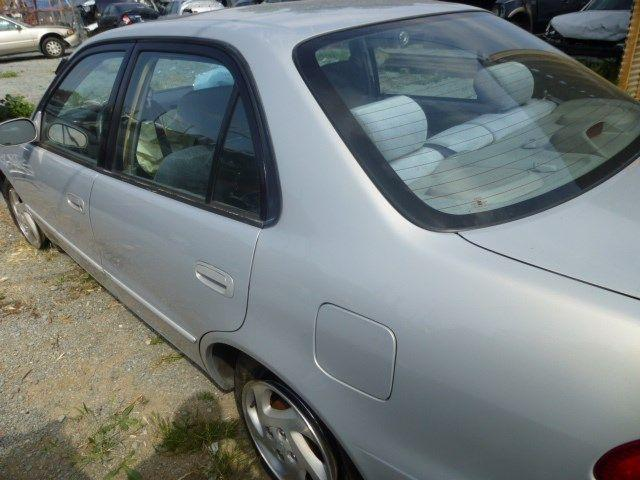 2001 Toyota Corolla Used Parts Car In San Diego Area Ca