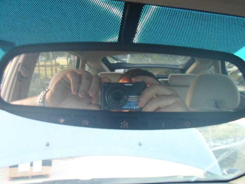 Int Rear View Mirror 878100w07000 2005 Toyota Prius