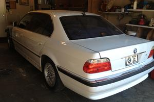 2001 BMW 740il Parts Car