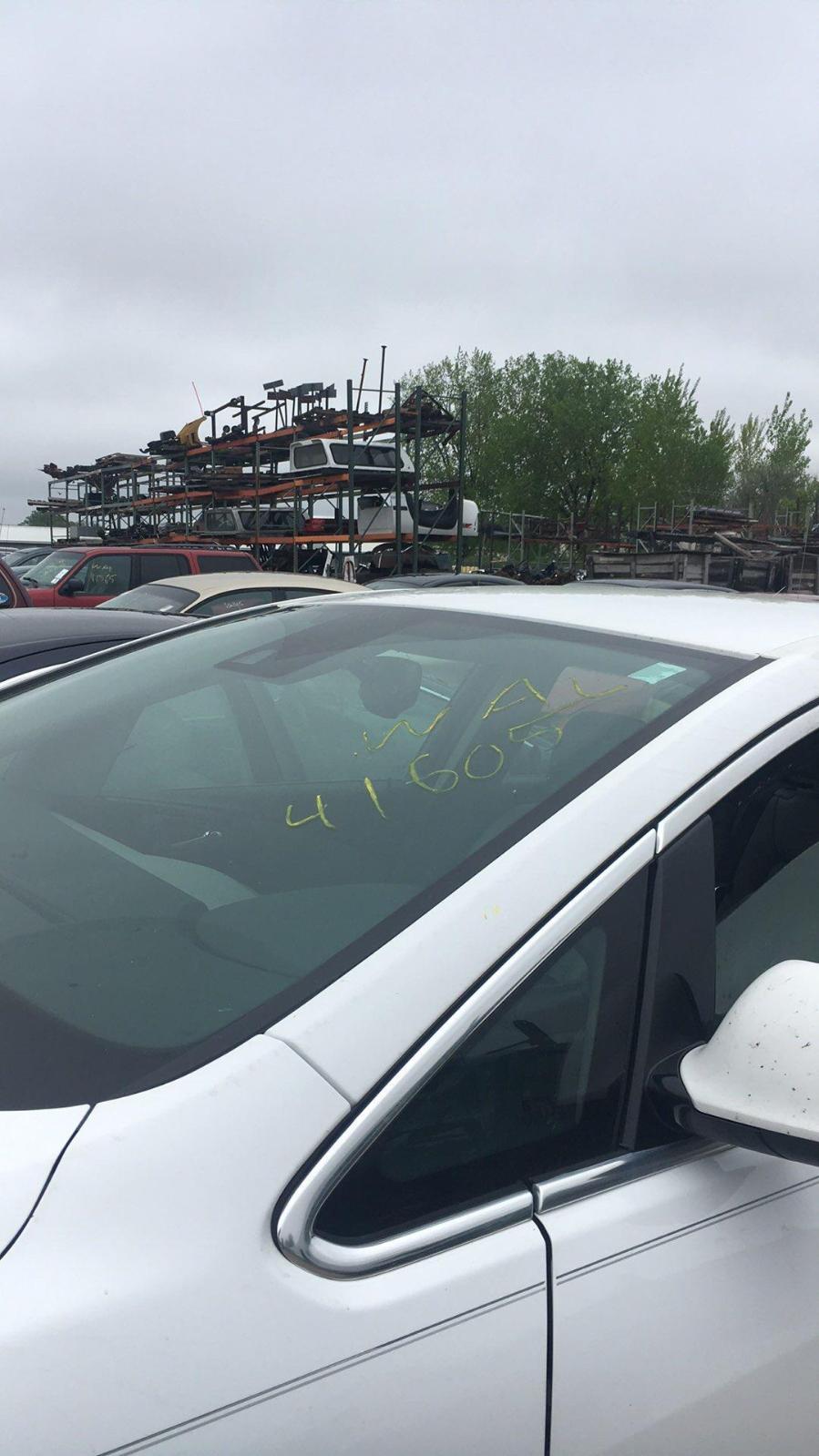 2014 2015 Buick Lacrosse Door Mirror Right RH Passenger OEM Mirror