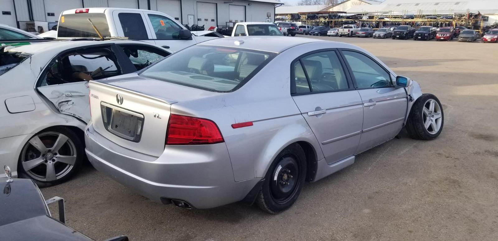 Used Headliners For 2005 Acura Tl Acura Tl Partsmarket