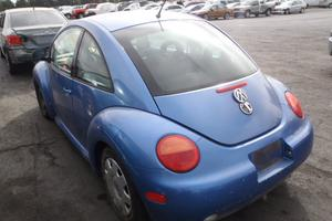 2000 Volkswagen New Beetle Parts Car