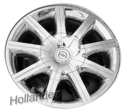2007 Chrysler 300 Long Wheelbase: Used Wheels For 2007 Chrysler 300C Chrysler 300C