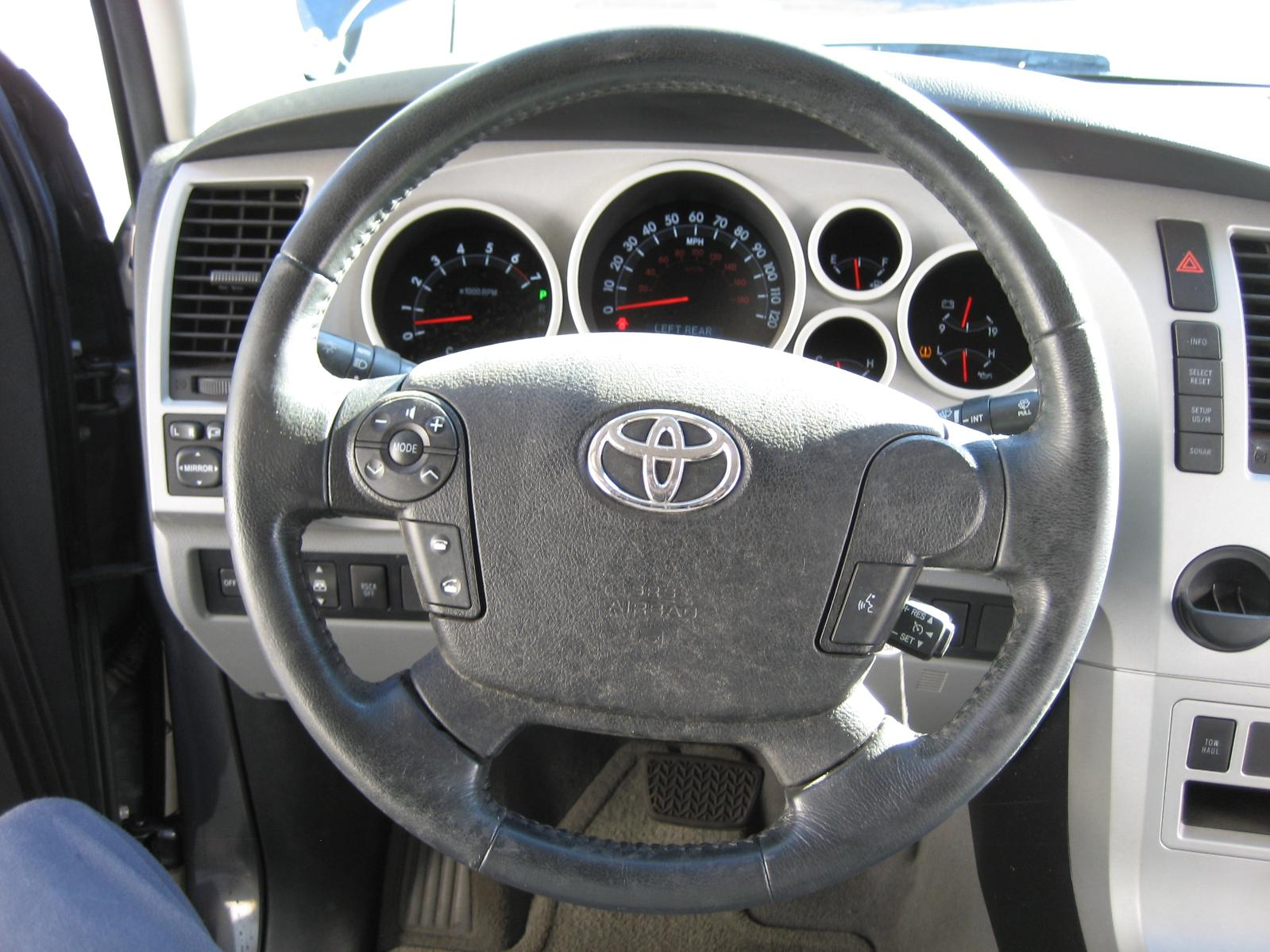 Used Steering Column For Sale For A 2007 Toyota Tundra